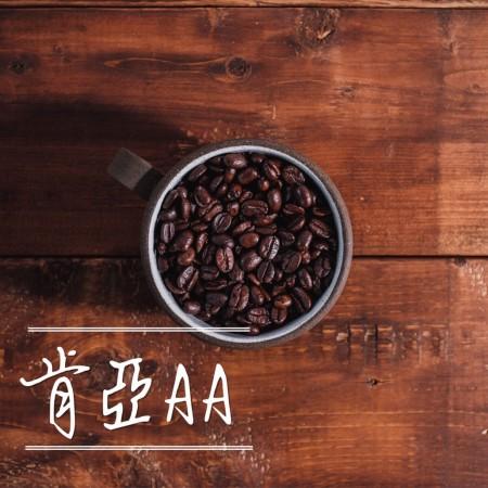 肯亞AA(水洗FQ)咖啡豆225G