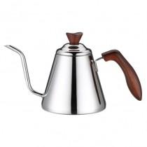 304不銹鋼咖啡手沖壺700ml